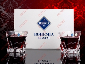 Szklanka Bohemia Crack 210 ml