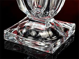 Kryształowy wazon Bohemia Magma